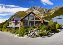 Τοποθετήστε Cook NP, Νέα Ζηλανδία Στοκ Εικόνες