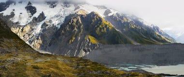 Τοποθετήστε Cook NP, Νέα Ζηλανδία Στοκ Φωτογραφίες