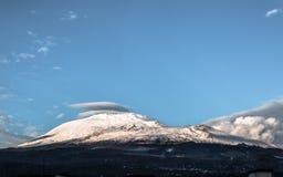 Τοποθετήστε Etna (ηφαίστειο) Στοκ εικόνα με δικαίωμα ελεύθερης χρήσης