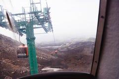 Τοποθετήστε Etna τους λόφους Σικελία στοκ φωτογραφία με δικαίωμα ελεύθερης χρήσης
