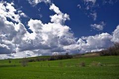 Τοποθετήστε Fruska Gora στοκ φωτογραφία με δικαίωμα ελεύθερης χρήσης