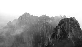 Τοποθετήστε Huangshan, Anhui, Κίνα Στοκ εικόνες με δικαίωμα ελεύθερης χρήσης