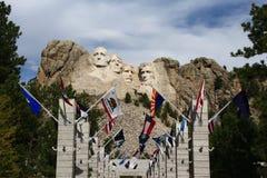 Τοποθετήστε Rushmore Στοκ Εικόνες
