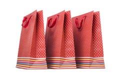 1 τοποθετεί συμπεριλαμβανόμενες αγορές μονοπατιών ψαλιδίσματος σε σάκκο τις σύνθεση Στοκ Εικόνες