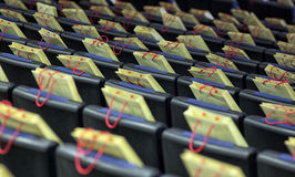 1 τοποθετεί συμπεριλαμβανόμενες αγορές μονοπατιών ψαλιδίσματος σε σάκκο τις σύνθεση Στοκ φωτογραφίες με δικαίωμα ελεύθερης χρήσης