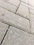 Τοποθετημένα τούβλα επίστρωσης Στοκ εικόνες με δικαίωμα ελεύθερης χρήσης