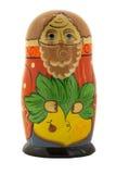 Τοποθετημένη κούκλα υπό μορφή παππού Στοκ φωτογραφίες με δικαίωμα ελεύθερης χρήσης