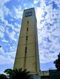 τοποθετημένη κωμόπολη πύργων του Περθ ρολογιών πόλεων της Αυστραλίας αίθουσα δυτική Στοκ φωτογραφία με δικαίωμα ελεύθερης χρήσης