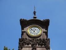 τοποθετημένη κωμόπολη πύργων του Περθ ρολογιών πόλεων της Αυστραλίας αίθουσα δυτική Στοκ Φωτογραφίες