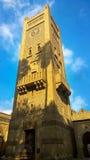 τοποθετημένη κωμόπολη πύργων του Περθ ρολογιών πόλεων της Αυστραλίας αίθουσα δυτική Στοκ Εικόνα