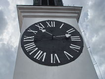 τοποθετημένη κωμόπολη πύργων του Περθ ρολογιών πόλεων της Αυστραλίας αίθουσα δυτική στοκ εικόνες
