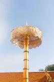 τοποθετημένη στη σειρά ομπρέλα Στοκ εικόνα με δικαίωμα ελεύθερης χρήσης