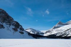 τοποθετημένο λίμνη εθνικό πάρκο του Καναδά τόξων Αλμπέρτα banff Στοκ Φωτογραφίες