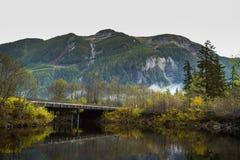 τοποθετημένο εθνικό peyto πάρκων Αλμπέρτα banff Καναδάς λίμνη Στοκ Φωτογραφία