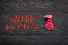 Τοπ άποψη που πυροβολείται του κινεζικού νέου έτους διακοσμήσεων ρύθμισης & των σεληνιακών διακοπών Στοκ Εικόνα