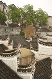 Τοπ άποψη της αρχαίας πόλης Fenghuang Στοκ φωτογραφία με δικαίωμα ελεύθερης χρήσης