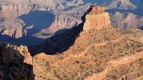 Τοπ άποψη της κορυφογραμμής κέδρων στοκ εικόνες