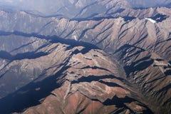 Τοπ άποψη του βουνού του Ιμαλαίαυ στοκ φωτογραφία με δικαίωμα ελεύθερης χρήσης