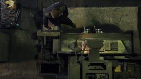 Τοπ άποψη του μηχανισμού, κύριος, διαδικασίες οργάνων ελέγχου χειριστών μηχανών φιλμ μικρού μήκους