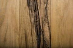 Τοπ άποψη του παλαιού ανοικτό καφέ ξύλινου υποβάθρου Στοκ εικόνα με δικαίωμα ελεύθερης χρήσης
