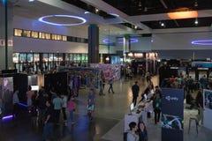 Τοπ άποψη VRLA EXPO στοκ εικόνες με δικαίωμα ελεύθερης χρήσης