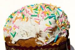 Τοπ κέικ Πάσχας Στοκ Εικόνα