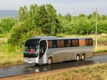 Τοπ λεωφορείο λιονταριών ` s ΑΤΟΜΩΝ R08 στοκ φωτογραφία