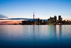 Τορόντο Καναδάς στοκ εικόνα με δικαίωμα ελεύθερης χρήσης