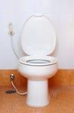 τουαλέτα γραφείων στοκ εικόνες με δικαίωμα ελεύθερης χρήσης
