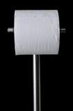 τουαλέτα ιστού στάσεων Στοκ φωτογραφίες με δικαίωμα ελεύθερης χρήσης