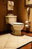 τουαλέτα πολυτέλειας Στοκ φωτογραφία με δικαίωμα ελεύθερης χρήσης