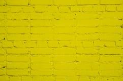 Τουβλότοιχος που χρωματίζεται Στοκ εικόνες με δικαίωμα ελεύθερης χρήσης