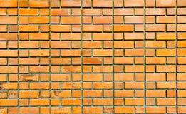 Τουβλότοιχος Στοκ φωτογραφία με δικαίωμα ελεύθερης χρήσης