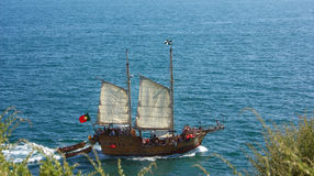 τουρίστας σκαφών στοκ εικόνες