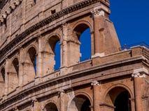 Τουρίστας στο Colosseum Στοκ εικόνες με δικαίωμα ελεύθερης χρήσης