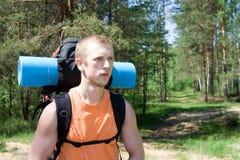 τουρίστας Στοκ εικόνα με δικαίωμα ελεύθερης χρήσης