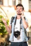 τουρίστες Στοκ Φωτογραφίες