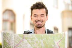 τουρίστες Στοκ εικόνα με δικαίωμα ελεύθερης χρήσης
