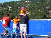 τουρίστες Στοκ φωτογραφίες με δικαίωμα ελεύθερης χρήσης