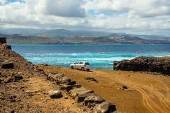 Τουρισμός και ταξίδι Κανάρια νησιά tenerife στοκ εικόνες