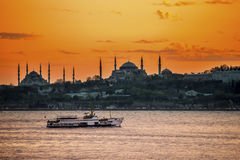Τουρκία Ιστανμπούλ Στοκ εικόνες με δικαίωμα ελεύθερης χρήσης