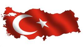 Τουρκία διανυσματική απεικόνιση