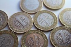 Τουρκικά χρήματα στοκ φωτογραφία με δικαίωμα ελεύθερης χρήσης