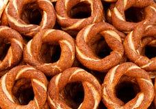 Τουρκικά bagels Στοκ φωτογραφία με δικαίωμα ελεύθερης χρήσης