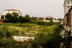 Τουρκική πόλη Στοκ φωτογραφία με δικαίωμα ελεύθερης χρήσης
