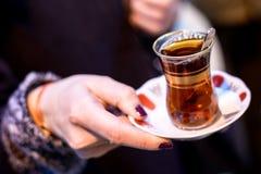 Τουρκική φιλοξενία στοκ εικόνα με δικαίωμα ελεύθερης χρήσης