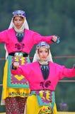 Τουρκικοί χορευτές Στοκ Εικόνες