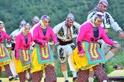 Τουρκικοί χορευτές Στοκ εικόνα με δικαίωμα ελεύθερης χρήσης