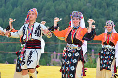 Τουρκικοί χορευτές Στοκ φωτογραφία με δικαίωμα ελεύθερης χρήσης