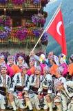 Τουρκικοί χορευτές Στοκ εικόνες με δικαίωμα ελεύθερης χρήσης